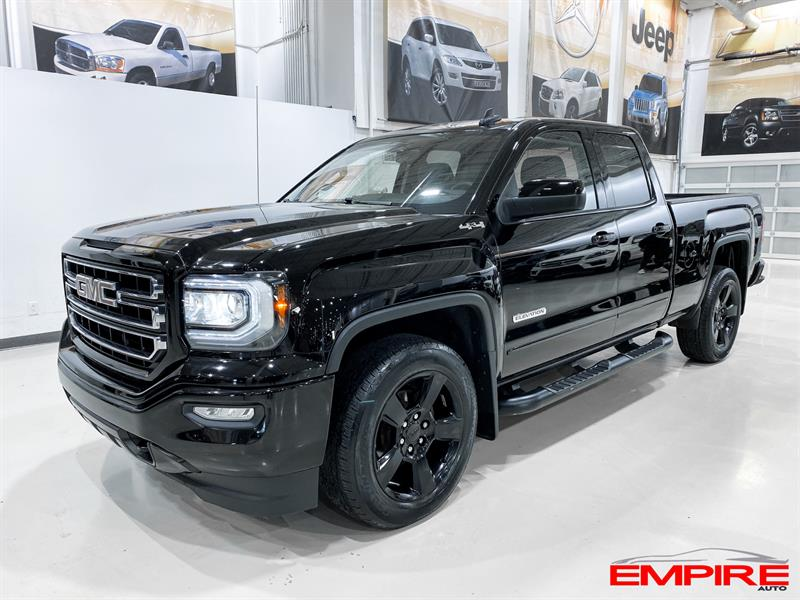 GMC Sierra 1500 2017 ELEVATION 4X4 5.3L V8 #A7358