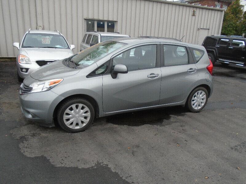 2014 Nissan Versa Note HATCHBACK #93211123