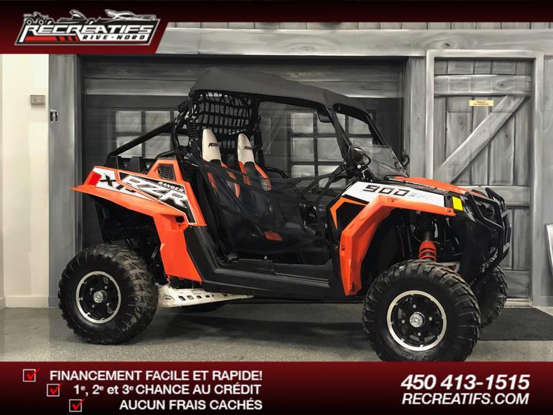 Polaris Ranger RZR 900 2012