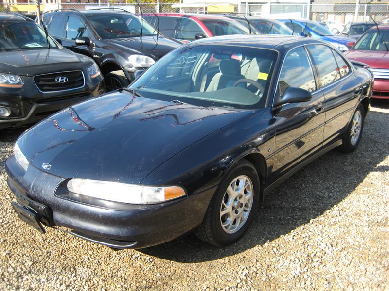 2002 Oldsmobile Intrigue 4dr Sdn GL #237013