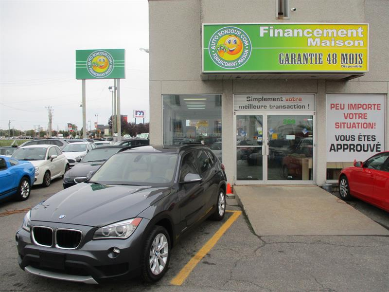 BMW X1 2014 AWD 4dr xDrive28i #19-232