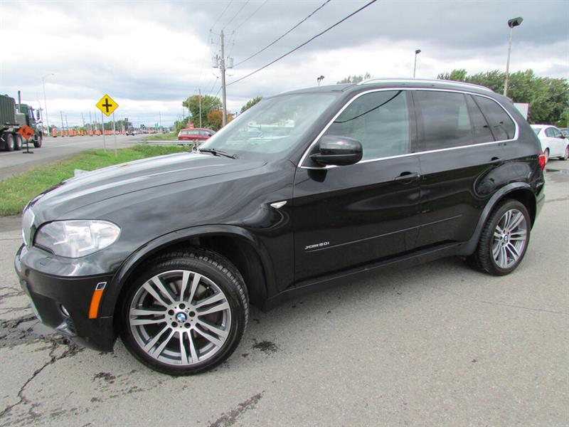 BMW X5 2012 50i M PACKAGE 7 PASS.  CAM 360 #4842