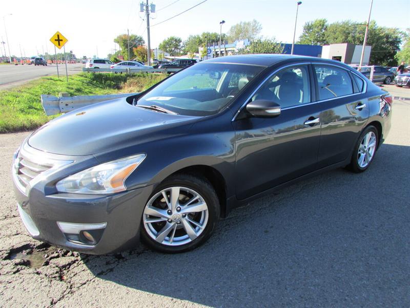 Nissan Altima 2013 2.5 SL A/C TOIT OUVRANT!!! #4825