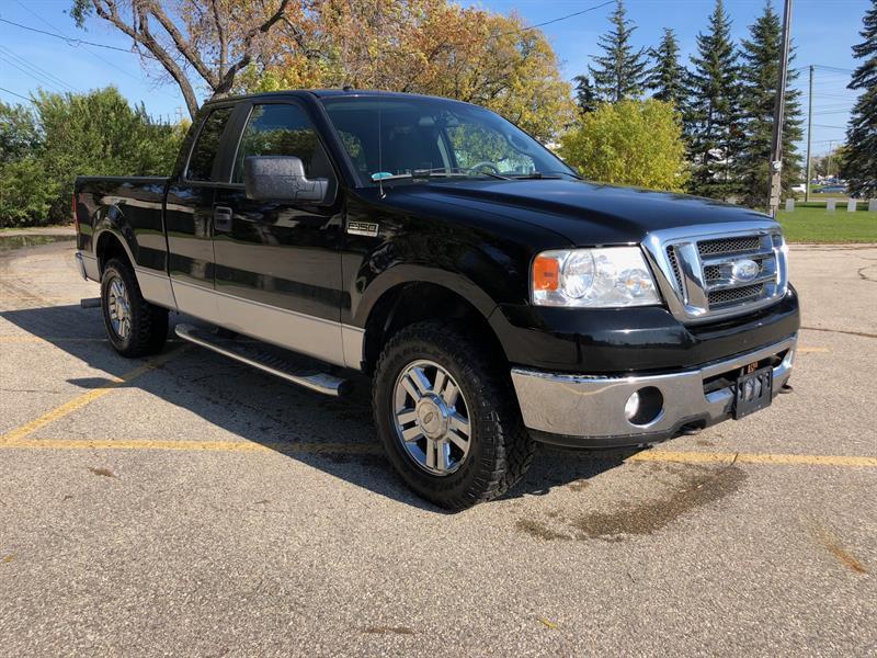 2008 Ford F-150 XLT #9983.0