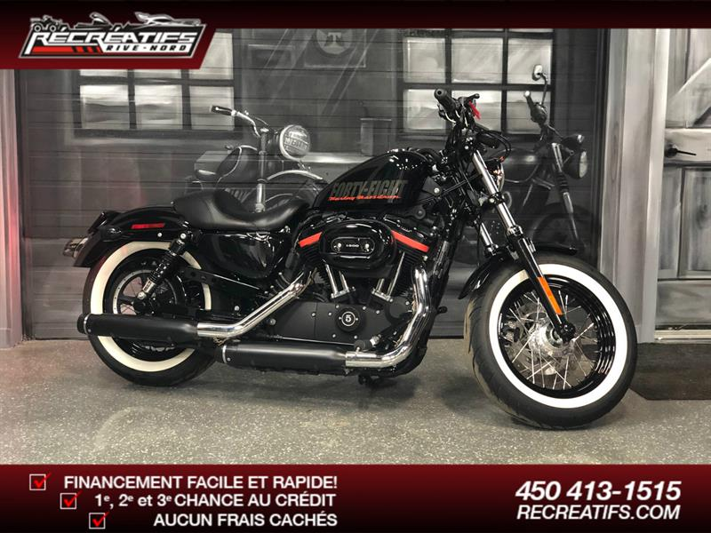 Harley Davidson Forty-Eight 2014