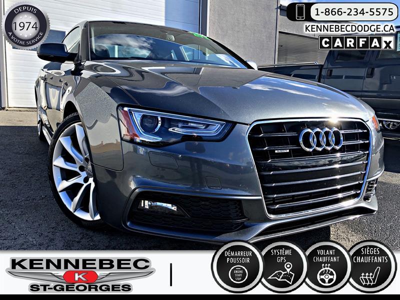 Audi A5 2014 2dr Cpe Auto Progressiv #39867A