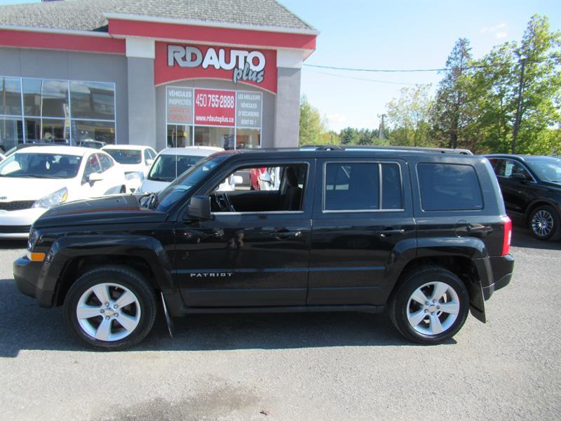 Jeep Patriot 2011 4WD NORTH
