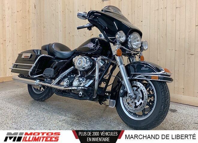 Harley Davidson FLHTC ELECTRA GLIDE 2008 Prix fin de saison #2542