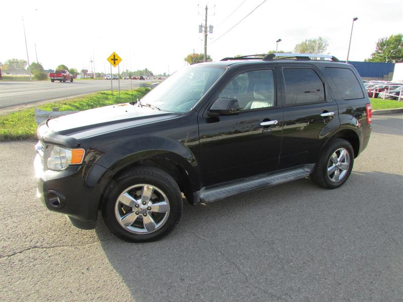 Ford Escape 2010 V6 Limited A/C CRUISE TOIT OUVRANT!!! #4854