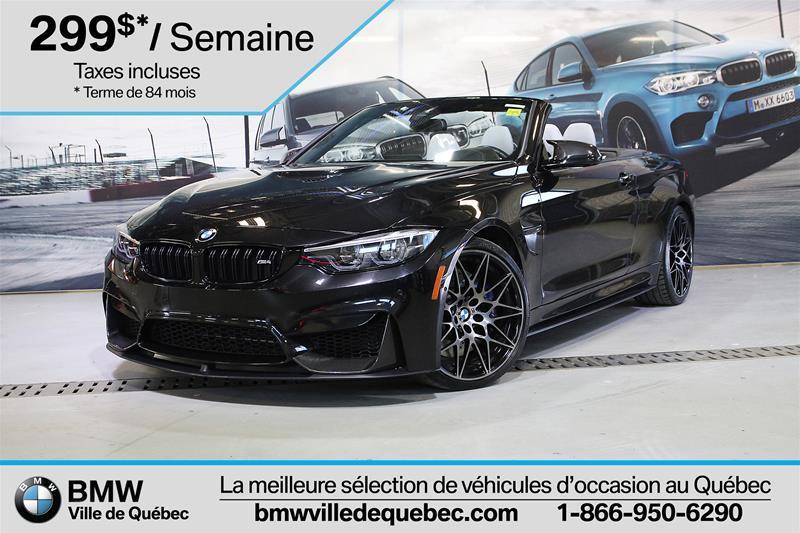 2018 BMW M4 Cabriolet #U5697