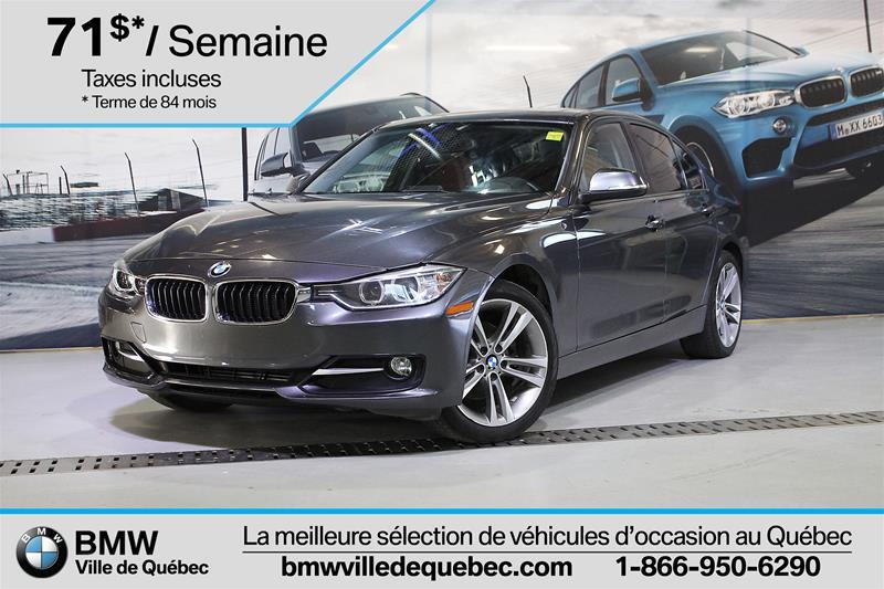 BMW 320 2015 xDrive Sedan (3C37) #U5679
