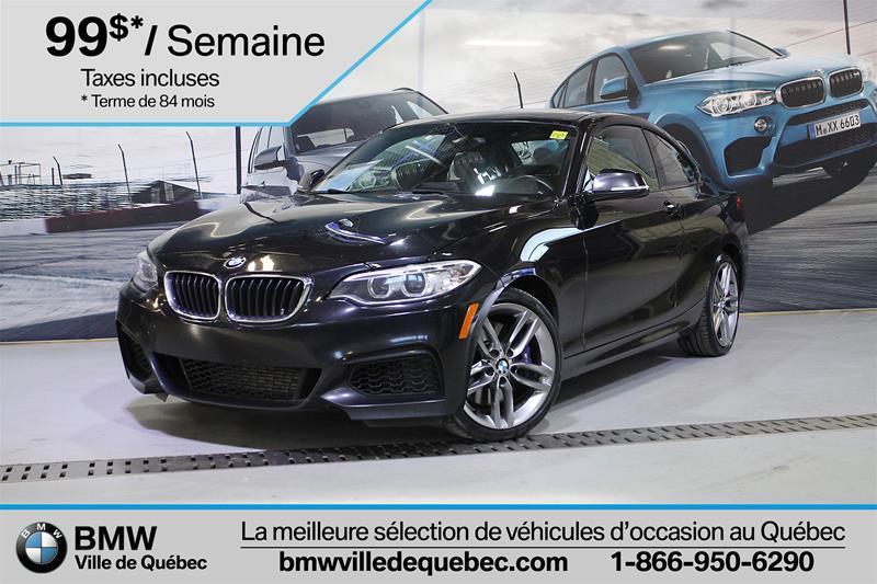BMW 228i 2016 xDrive Coupe #U5647A