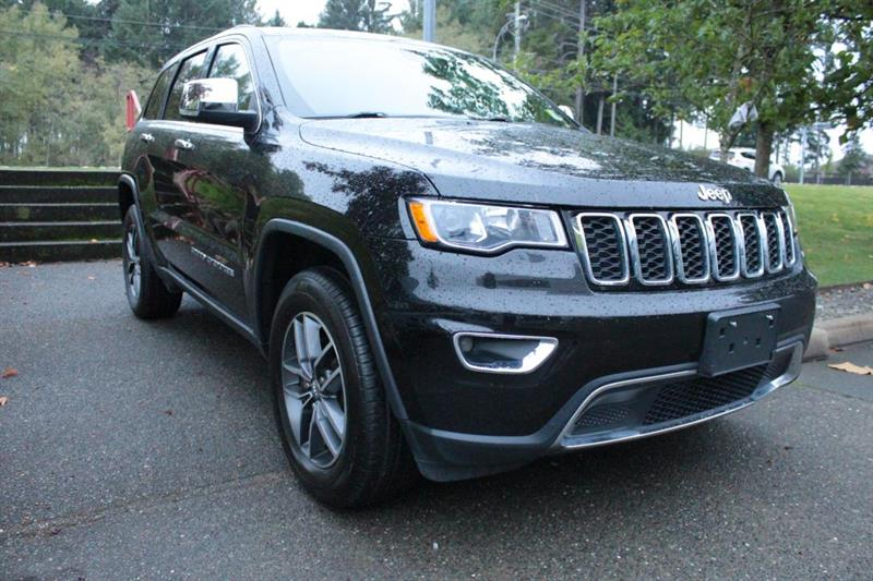 2017 Jeep Grand Cherokee 4WD Limited #P2249 (KEY 47)