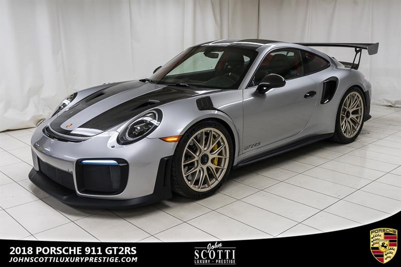 Porsche 911 2018 GT2 RS Weissach Package #C0420