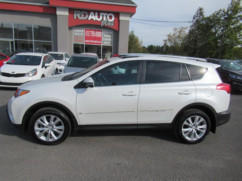 Toyota RAV4 2015 AWD 4dr Limited #10818
