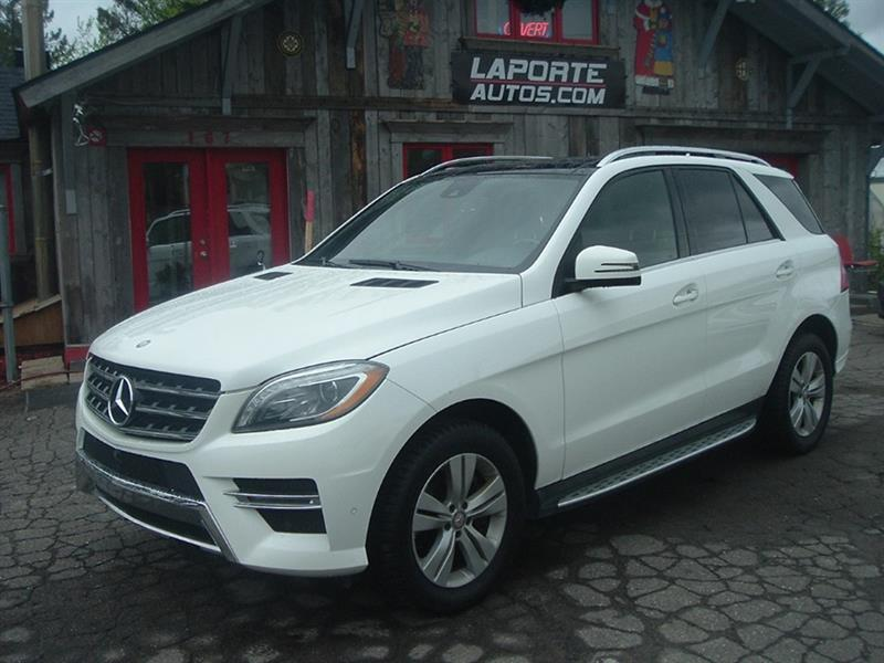 Mercedes-Benz ML350 2015 bluetec #6614