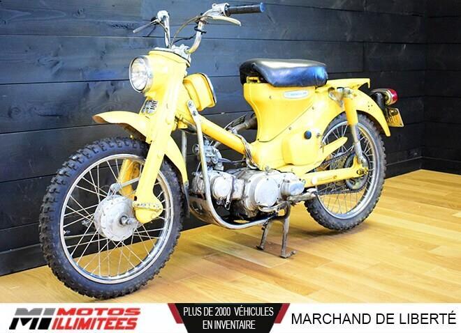 Honda CT90 1973