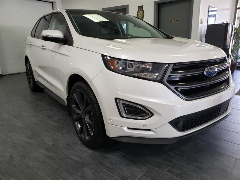 2015 Ford EDGE Sport AWD TWIN TURBO, PNEUS 21 POUCES! #FBB78264