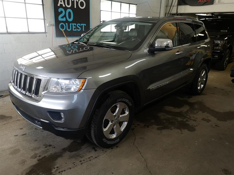 Jeep Grand Cherokee 2011 4WD 4dr Limited NAVI TOIT AWD #A-19121