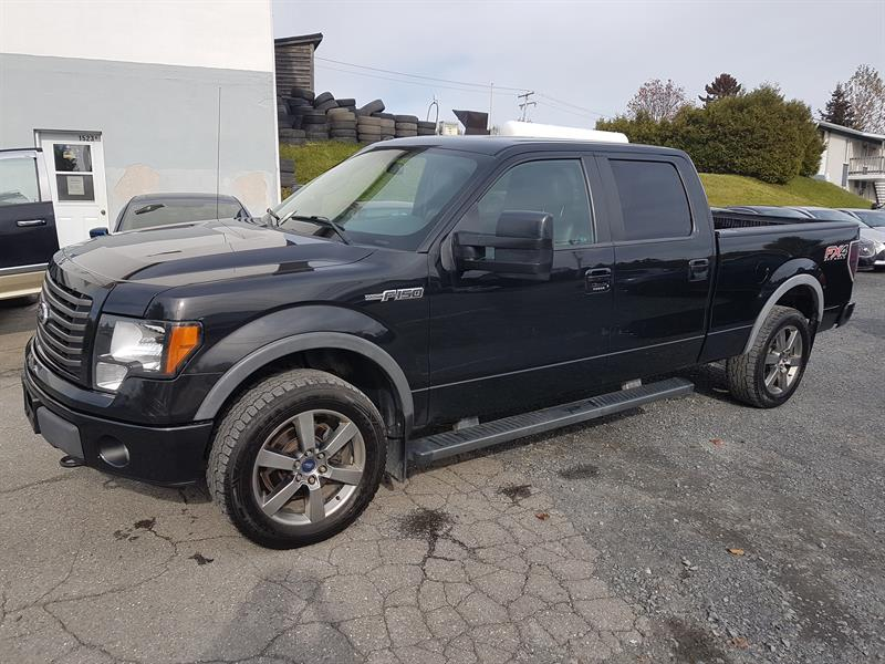 Ford F-150 2012 4WD SuperCrew FX4