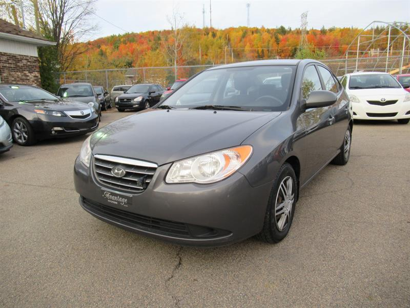 Hyundai Elantra 2008 GL #19-466