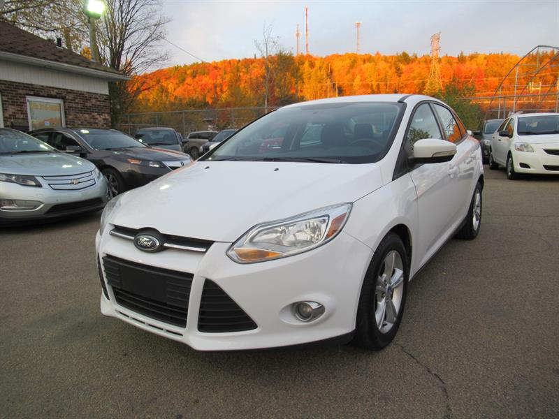 Ford Focus 2013 Berline SE #19-457