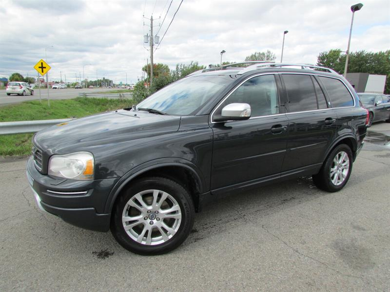Volvo XC90 2013 AWD 5dr 3.2 7 PASS TOIT OUVRANT!!! #4852