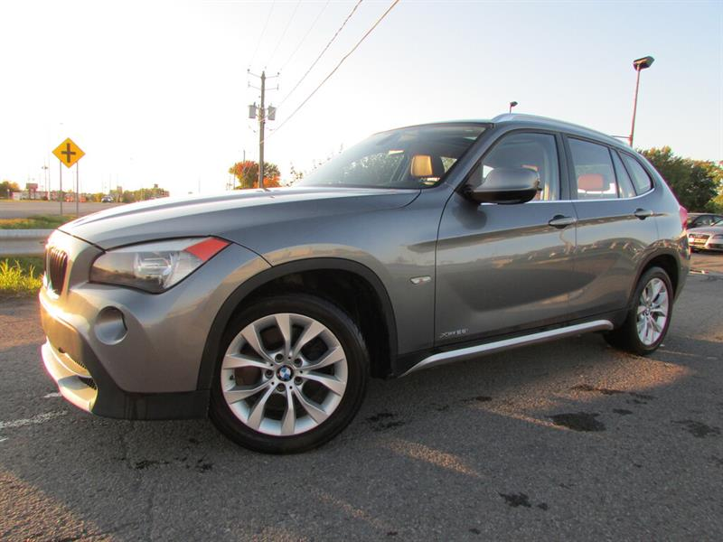 BMW X1 2012 AWD 28i A/C CRUISE MAGS!! #4880