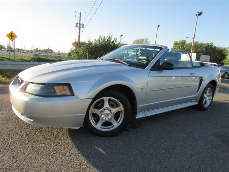 Ford Mustang 2003 2dr Convertible A/C CRUISE !!! #4875A