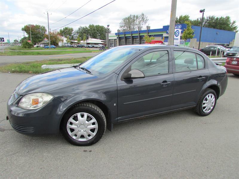 Chevrolet Cobalt 2008 LT A/C CRUISE ECONOMIQUE!!! #4861