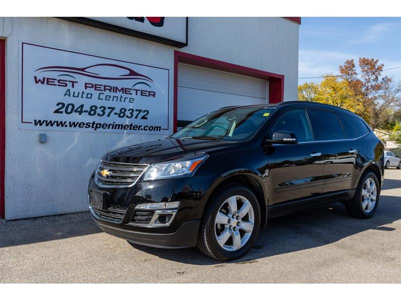 2017 Chevrolet Traverse LT AWD **7 Pass, Htd. Seats*Bluetooth*Back up Cam* #5650