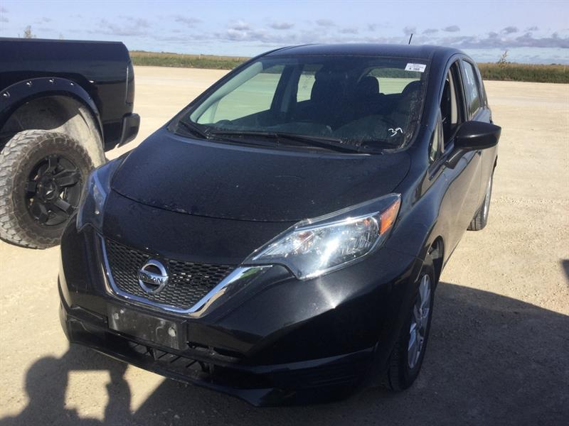 2017 Nissan Versa Note SV *Bluetooth/Fuel-Efficient #24154