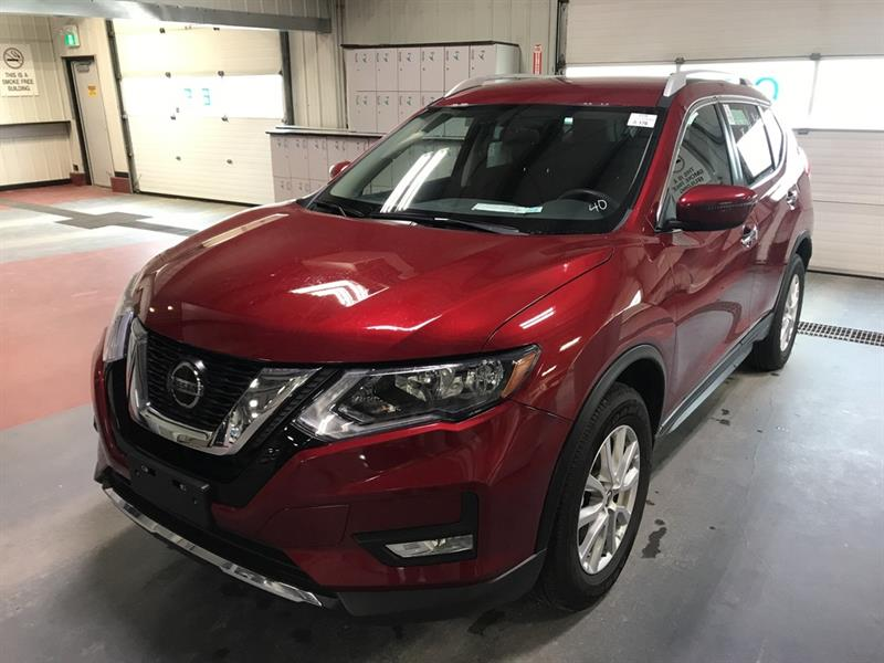 2018 Nissan Rogue SV *AWD/B.tooth/Back.Cam/Htd Seats #24153