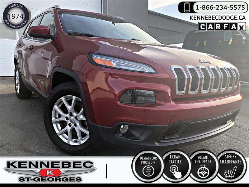Jeep Cherokee 2015 4WD 4dr North #40287A