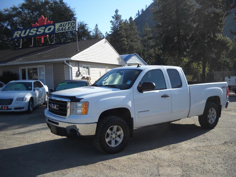 2011 GMC Sierra 1500 SLE XCAB 4X4 #3441
