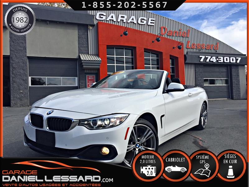 BMW 4 Series 2017  430i XDrive ** CONVERTIBLE **  #79641