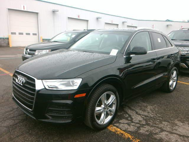 Audi Q3 2016 **PAY WEEKLY $69 SEMAINE **v #2540 **000469