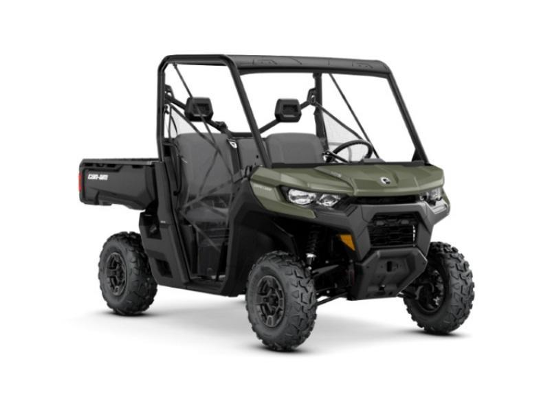 Can-am DEFENDER HD5 DPS 2020
