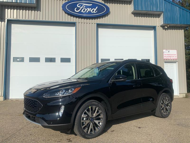 Ford Escape 2020 TITANIUM #20502