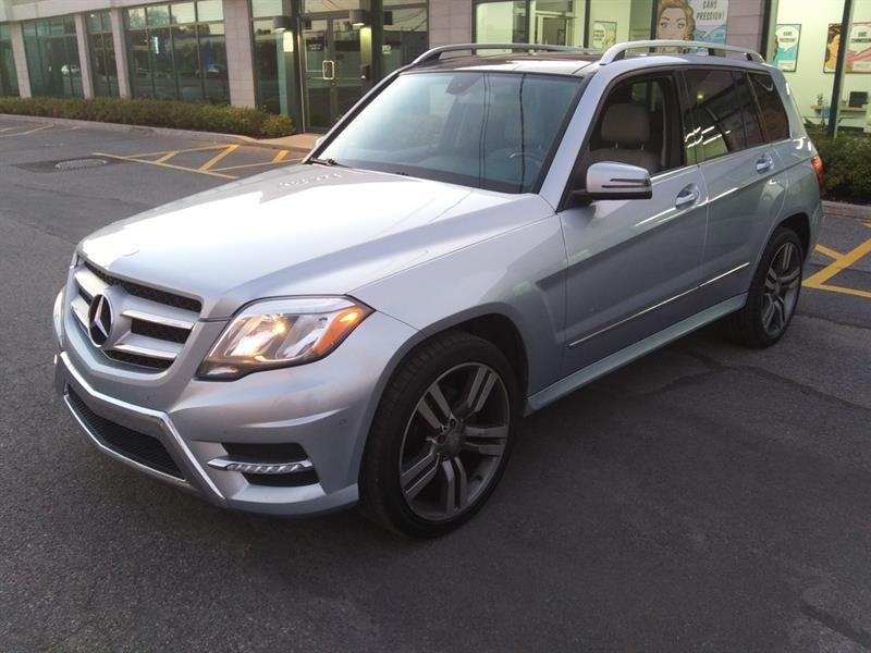 Mercedes-Benz GLK-Class 2013 GLK 350 4MATIC *TOIT Pano - CUIR - BAS Mileage*  #599