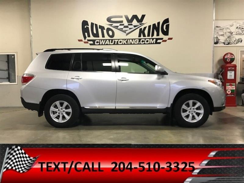 2012 Toyota Highlander Low Kms / All Wheel Drive / 7-Passanger #20042509