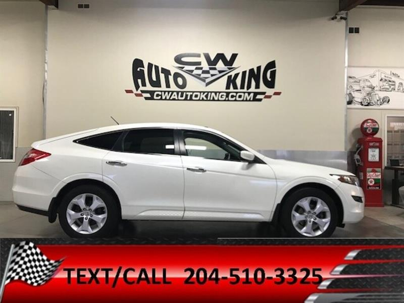 2011 Honda Accord Crosstour EX-L / Low Kms / AWD/ leather/Roof #20042506