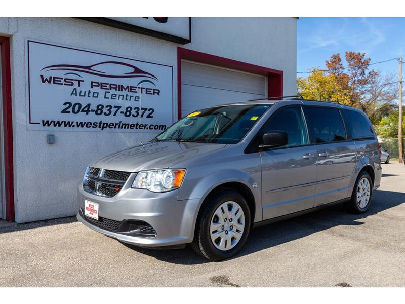 2017 Dodge Grand Caravan SXT**STO & GO **Bluetooth*Keyless Entry** #5600