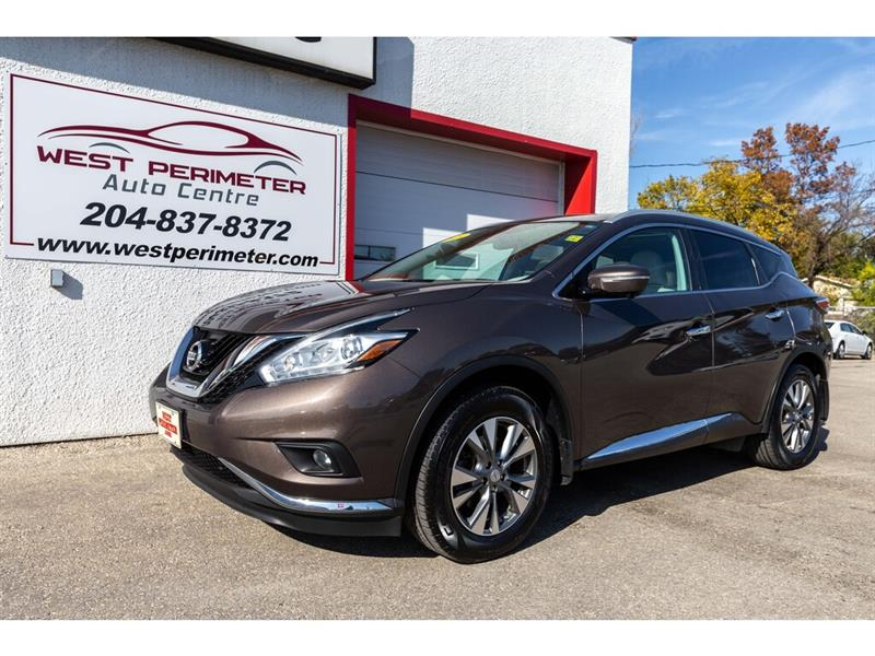 2015 Nissan Murano SL AWD *PANO ROOF*NAV*POWER LIFTGATE*BOSE SOUND #5647