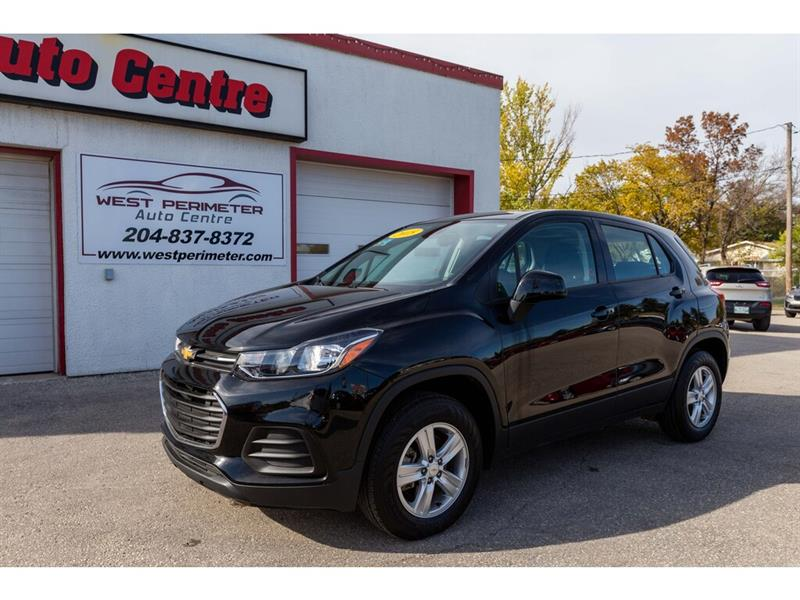 2018 Chevrolet Trax LS **ALL WHEEL DRIVE** #5608