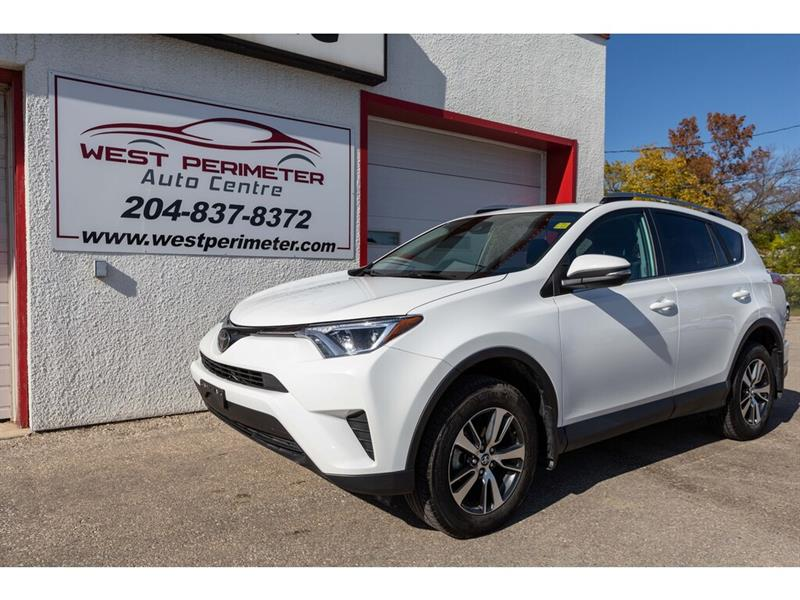 2018 Toyota RAV4 LE AWD **B/UP CAM* BLUETOOTH*HTD. SEATS** #5651