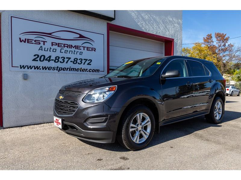 2016 Chevrolet Equinox LS AWD **B/up Cam*Bluetooth** #5614