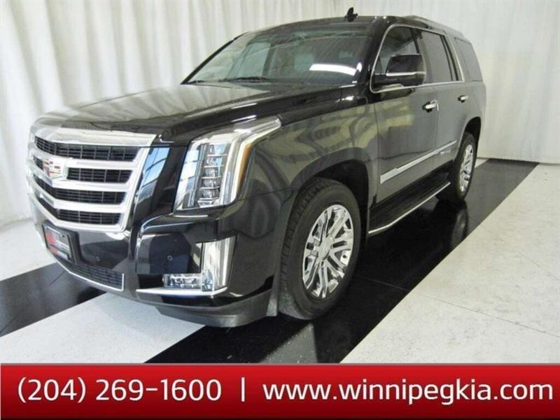 2016 Cadillac Escalade *Loaded With Luxuries!* #ESCALADE