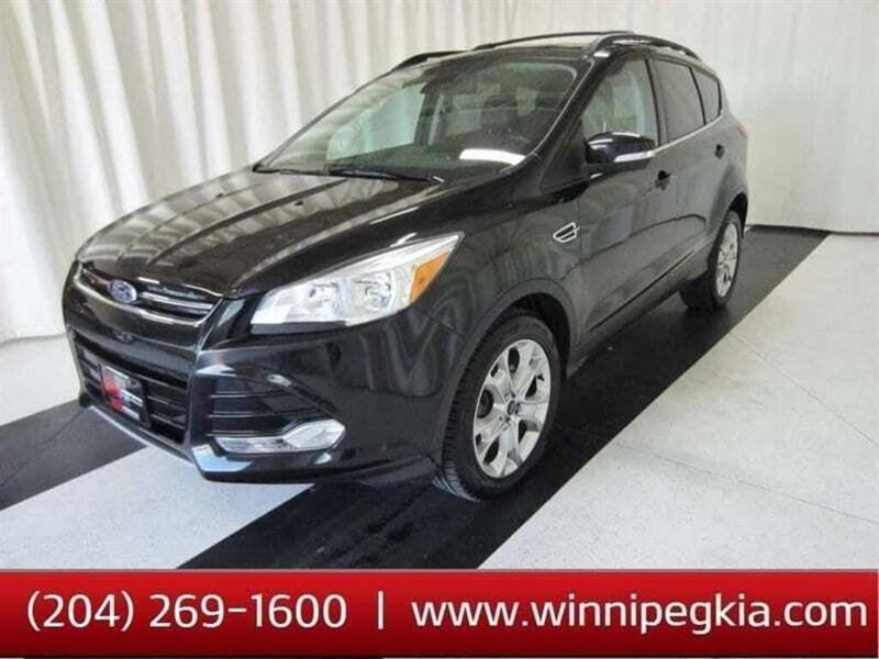 2013 Ford Escape SEL *Always Owned In Manitoba!* #16HS30516A