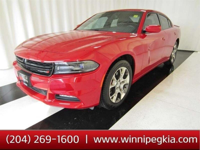 2016 Dodge Charger SXT *AWD, V6, Sunroof!* #20TL245A